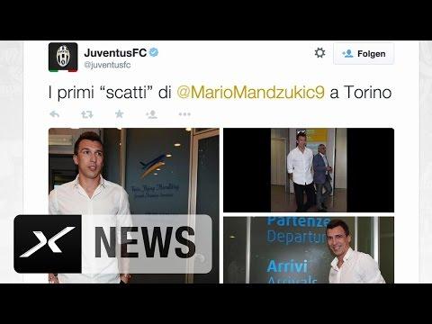 Fix! Mario Mandzukic folgt Sami Khedira zu Juventus Turin | VfL Wolfsburg aus dem Rennen