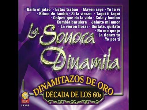 Karaoke La Sonora Dinamita Golpes Que Da La Vida