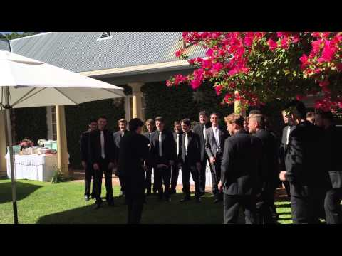 Festival Statesmen Youth Chorus - Blue Skies