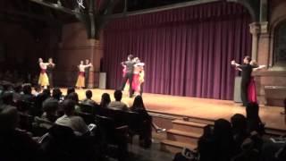 Lights, Camera, Ballroom! Group Tango