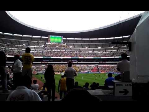 Azteca Stadium,mexico City.