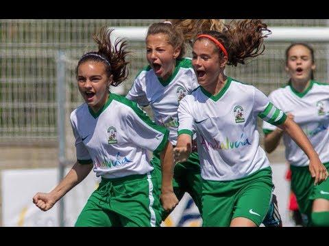 ¡Con este golazo ha ganado Andalucía el Campeonato de España Sub-12 femenino!