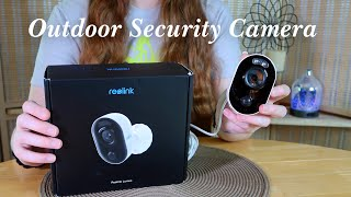 Reolink Lumus💥Outdoor Wifi Security Camera with Motion Spotlight⭐