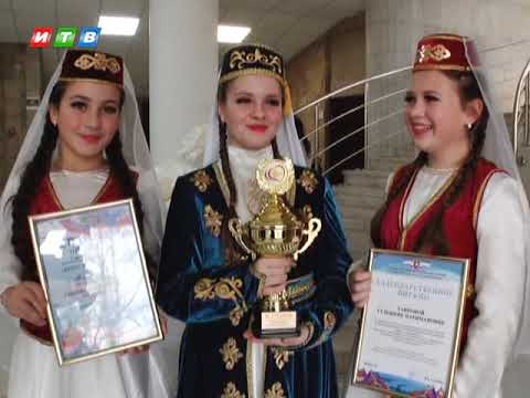 ТРК ИТВ: В Симферополе прошел гала-концерт победителей конкурса талантов »Крым в сердце моем»
