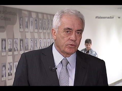#falasenador: Otto Alencar comenta projeto de lei para coibir crime cibernético