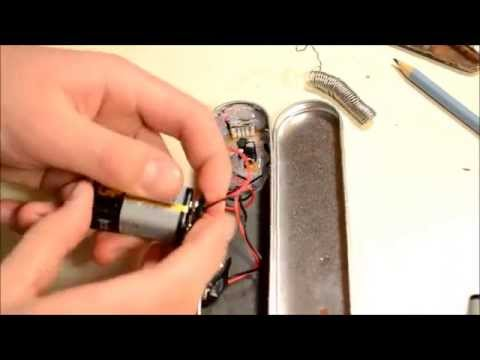 Портативная зарядка своими руками / Homemade Power Bank смотреть онлайн