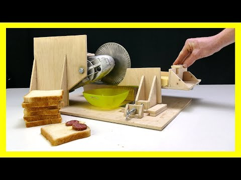 How To Make Food Slicer At A Completely New Level
