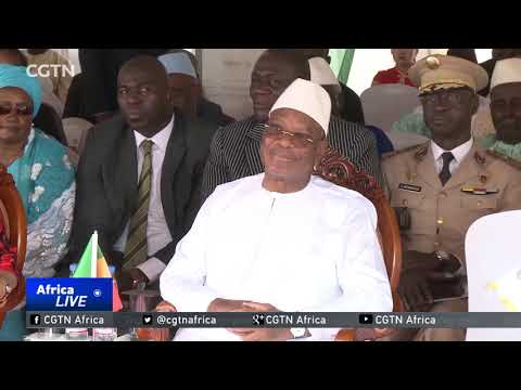 Mali International Conference Centre reopens after two year renovation