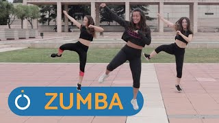 Zumba for Glutes Exercise Tutorial