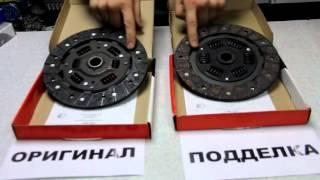 ОСТОРЖНО ПОДДЕЛКА! диски сцепления ВИС. EXEDY VIS RUS