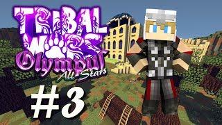 Tribal Wars: Olympus - Minecraft Gameshow - Episode 3 | The Raid!