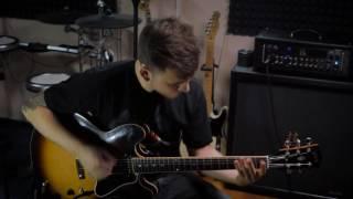 Anacondaz — Смотри на меня (Guitar Playthrough)