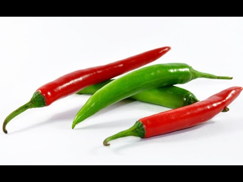 Vegetable name- Chilli peppers