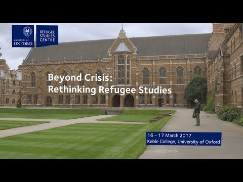 'Beyond Crisis: Rethinking Refugee Studies' conference highlights
