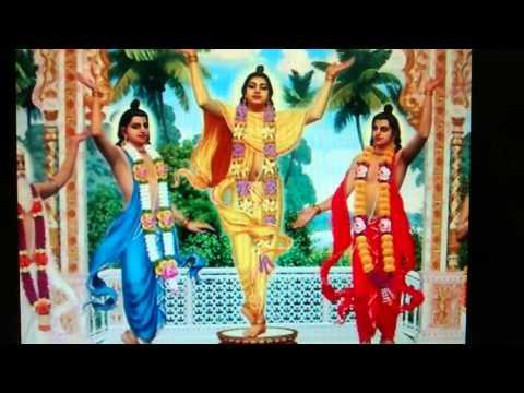 Bhaja gauranga