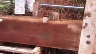 Solid Planks For Wood Steps Teak