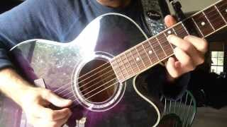 """The CORRECT way to play the intro to """"Say"""" by John Mayer"""