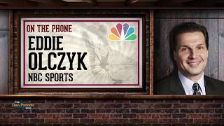 NBC Sports' Eddie Olczyk Talks Stanley Cup, Belmont with Dan Patrick | Full Interview | 6/7/18