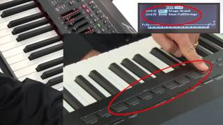 """""""Performing with Layered Sounds (Layer)"""" Roland RD-2000 #04"""