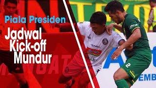 Jadwal Final Piala Presiden 2019 Arema Fc Vs Persebaya Berubah, Mundur 30 Menit