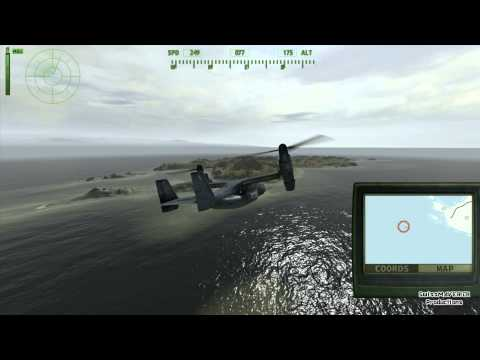 ARMA 2 Tutorial - VTOL Aircraft
