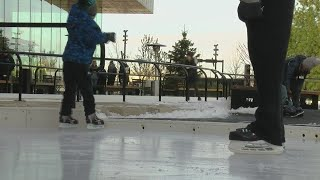 Titletown District set to open ice rink today with Covid-19 protocols
