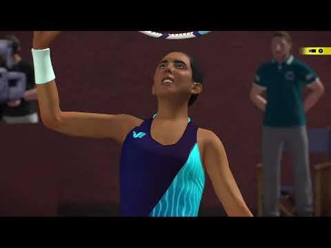 TENNIS WORLD TOUR-CICI MAREZ-FINALS!!!!!  