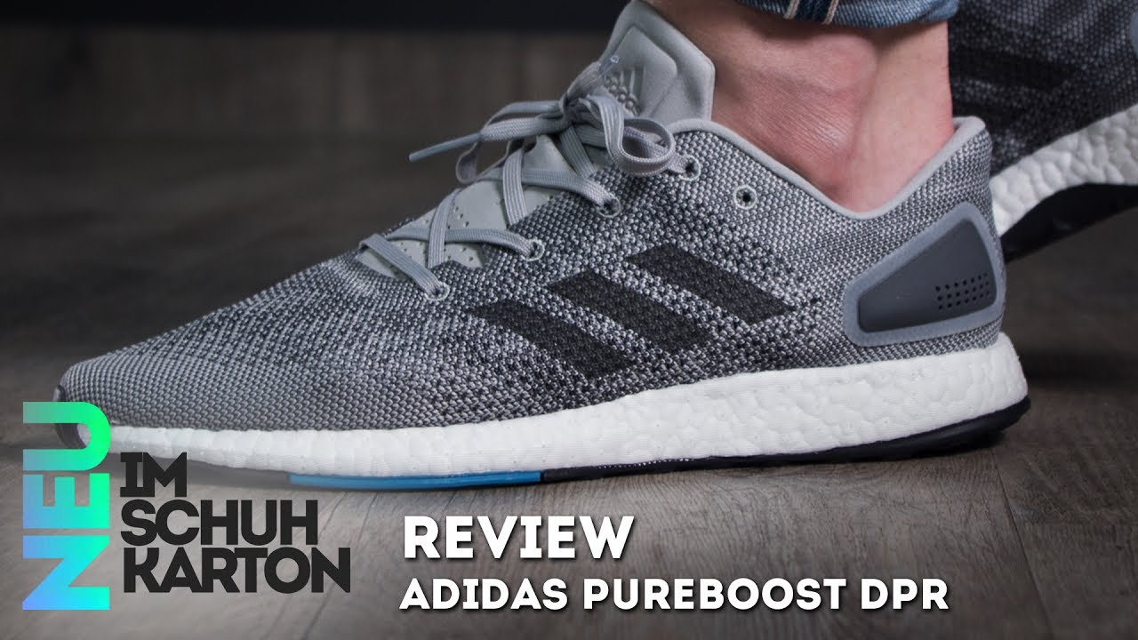 quality design 59a62 033d5 Adidas PureBOOST DPR | Review