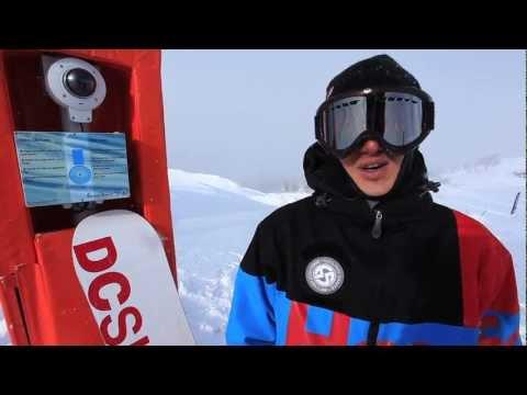 Les grands montets snowpark check 3 Février 2012
