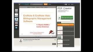 Bibliographic Management Software: A Decision Making Recipe