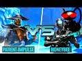 IS RAIDEN A SECRET TOP TIER? HoneyBee vs Patient-Impulse - Patron Matches!