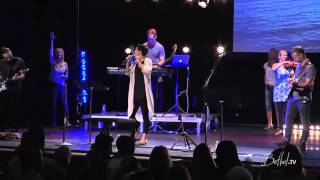 Brian Johnson & kalley - For the Cross & Ever Be | Moment