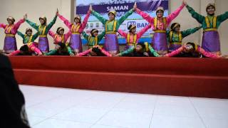 Tari Saman SMPN 1 Bekasi @SMA Korpri Bekasi (15 Februari 2015)
