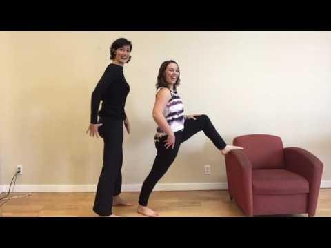 Exercises to protect lower back for ballroom, Latin, salsa, and tango dancers