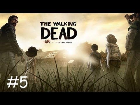 The Walking Dead - Trudne decyzje [Let's Play #5]