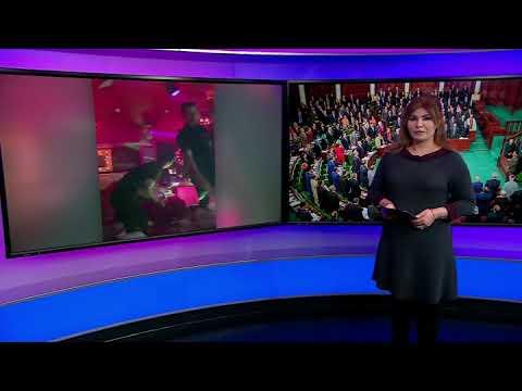 نائب تونسي يرشق مبالغ مالية في كباريه بمصر ويثير جدلا  - نشر قبل 15 دقيقة
