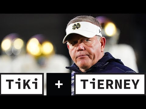 Brian Kelly Rips Kirk Herbstreit For Comments On 2020 CFB  Tiki  Tierney