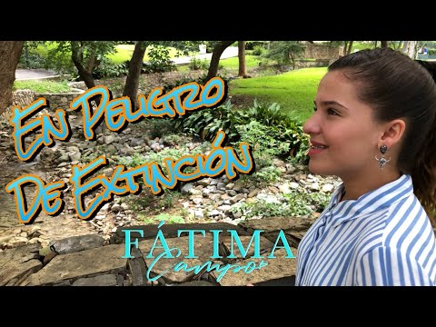 En peligro de extinción 💔⚠️🎤 La Adictiva // Fatima Campo cover #TeamFatimaCampo