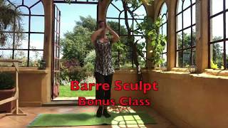 Workout Whizz Through:  Barre Sculpt 3