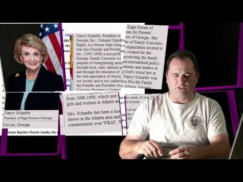 Senator Nancy Schaefer who exposed CPS as a child kidnapping ring was MURDERED!