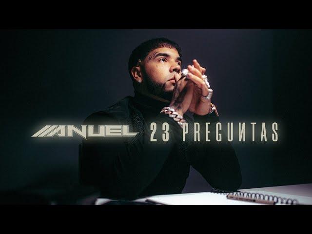 Anuel AA - 23 Preguntas (Video Oficial)