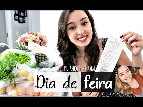 FEIRA DA SEMANA com PREÇOS (ft. VIDA A UM)