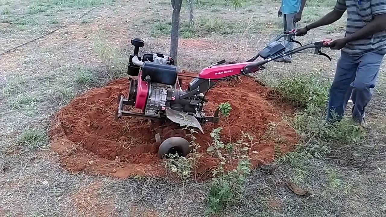 Power Weeder Cultivation Sri Amman Agro Agencies Erode