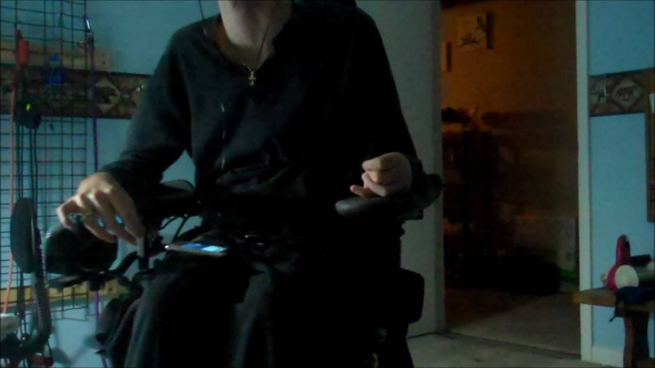 Quadriplegic C2 Incomplete Spinal Cord Injury Clips Youtube