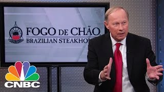 Fogo De Chao CEO: A Stock Sizzler? | Mad Money | CNBC