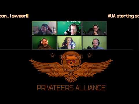 Privateer's Alliance January 2018 AUA