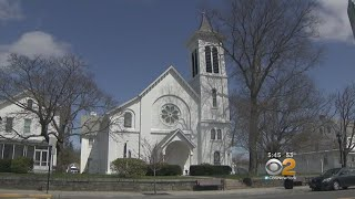 Congregants Worry Construction Is Causing Cracks In Historic Church On Long Island