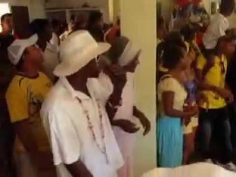 Renato Arrechea Leyenda Folk Elegguá Templo de San Lázaro en Condado, Trinidad ...