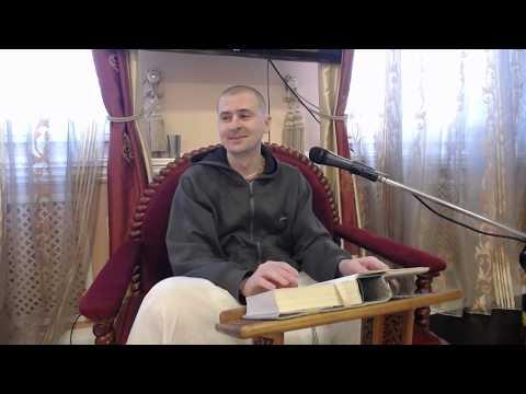 Шримад Бхагаватам 4.24.11 - Адвайта Чандра прабху