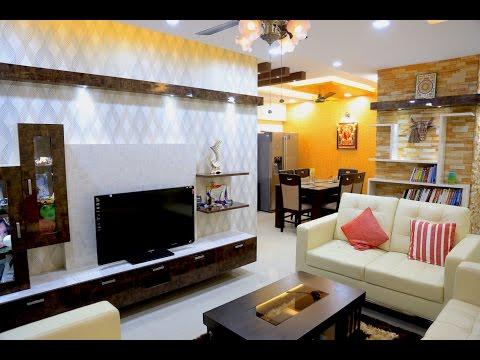 Mr. Veresh House Interiors Design | Nitesh Columbus Square Apartment | Bonito Deigns | Bangalore